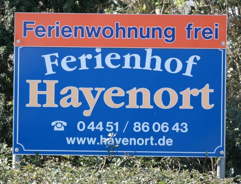 Ferienhof Hayenort, Varel - Dangast