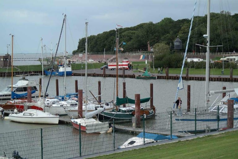 Yachthafen Dangast